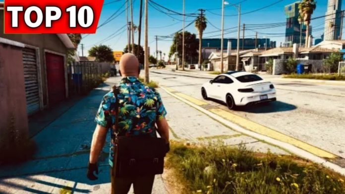 10 Best Open World Games For Android & iOS