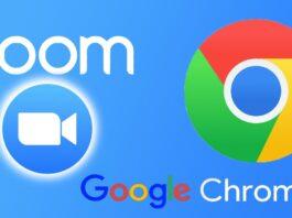 Use Zoom on Chrome
